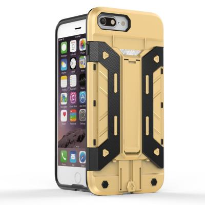 Rugged Armour Mobilskal till iPhone 7 Plus - Guld