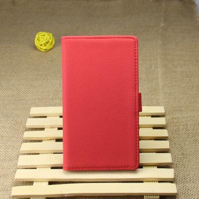 Plånboksväska till Sony Xperia Z1 (Röd)
