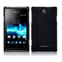 TerrapinDiamante Skal till Sony Xperia E - Svart