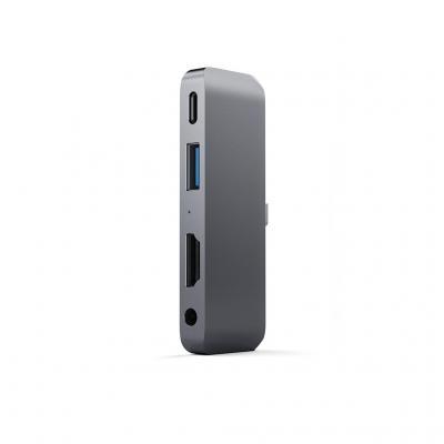 Satechi USB-C Mobile Pro Hub - den perfekta kompanjonen till din nya iPad Pro