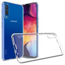 ImakImak Flexicase Skal till Samsung Galaxy A50 - Clear
