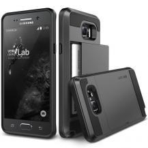 VERUSVerus Damda Slide Skal till Samsung Galaxy Note 5 - Steel Silver