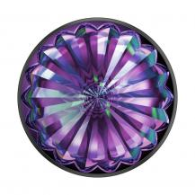PopSocketsPOPSOCKETS Deco Purple Rainbow Avtagbart Grip med Ställfunktion LUXE