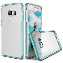 VERUSVerus Crystal Bumper Skal till Samsung Galaxy S6 Edge Plus - Mint