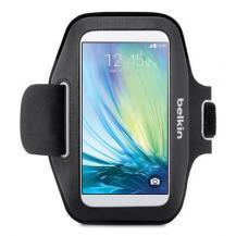 BelkinBelkin Sport Fit Armband till Samsung Galaxy S6 - Blacktop