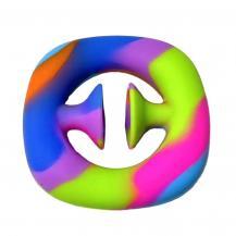 A-One BrandSnap it fidget Toy - Plop it - Regnbåge