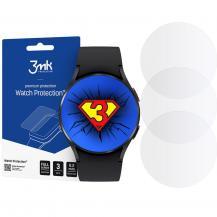 3MK3MK Watch Protection Hybrid Härdat Glas Galaxy Watch 4 44 mm