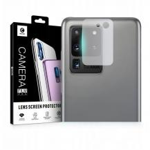 MocoloMocolo Härdat Glas Tg+ Camera Lens Galaxy S20 Ultra Clear