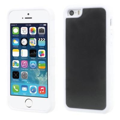 MYFONLO Magic Stick Skal till Apple iPhone 5/5S/SE - Vit