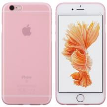 MomaxMOMAX 0.3mm Ultra-Thin Flexicase Skal till iPhone 6 / 6S - Rose Gold