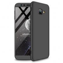 GKKGKK Detachable Skal till Samsung Galaxy J4 Plus - Svart