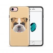 Tough mobilskal till Apple iPhone 7/8 - English Bulldog