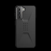 UAGUAG Samsung Galaxy S21 Civil-Fodral Svart