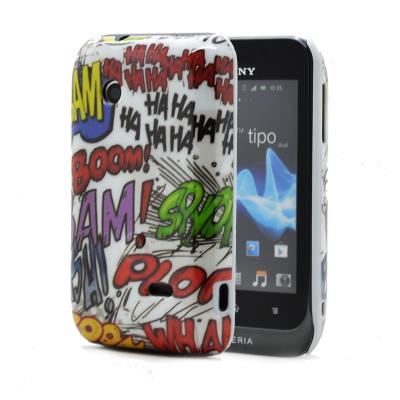 Skal till Sony Xperia Tipo ST21i - Serietidning