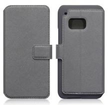 CovertSlim Plånboksfodral till HTC One M9 - Grå