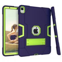 """A-One BrandStöttåligt Skal med stativ för iPad Pro 11"""" - Blå/Grön"""