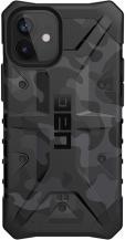 UAGUAG Pathfinder Cover Skal iPhone 12 Mini - Midnight Camo