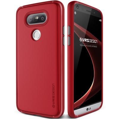 Verus Single Fit Skal till LG G5 - Blossom Red