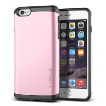 VERUSVerus Damda Veil skal med spegel till Apple iPhone 6(S) Plus (Rosa)
