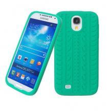 OEMTyre Silikonskal till Samsung Galaxy S4 i9500 (Grön)