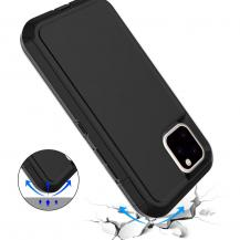 A-One BrandShockproof Skal för iPhone 11 Pro Max - Svart