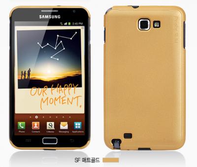 Ringke Slim till Samsung Galaxy NOTE (GOLD) + Skärmskydd 368ecb83f295d