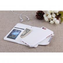 OEMLitchi Detachable Plånboksfodral till iPhone 7/8/SE 2020 - Vit