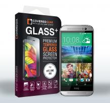 CoveredGearCoveredGear härdat glas skärmskydd till HTC One M8