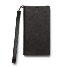 ZenusZenus Minimal Diary Väska till Sony Xperia Z2 - Svart