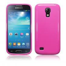 TerrapinFlexiSkal till Samsung Galaxy S4 Mini i9190 (Solid Pink)