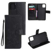 OEMButterfly Plånboksfodral till iPhone 11 - Svart