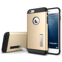 SpigenSPIGEN Slim Armor Skal till Apple iPhone 6(S) Plus (Gold)