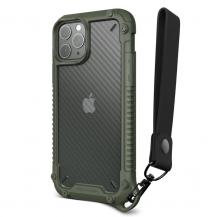 VERUSVRS DESIGN | Crystal Mixx Pro Skal iPhone 11 Pro Max - Grön
