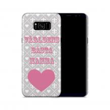 Skal till Samsung Galaxy S8 Plus - Världens bästa mamma