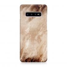 TheMobileStore Slim CasesDesigner Skal till Samsung Galaxy S10 - Pat2093