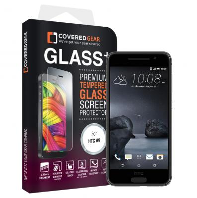 CoveredGear härdat glas skärmskydd till HTC One A9