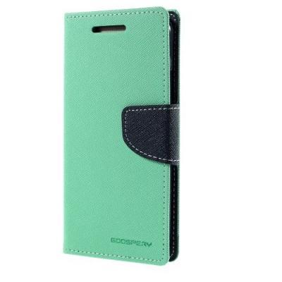 Mercury Fancy Plånboksfodral till HTC One M9 - Turkos