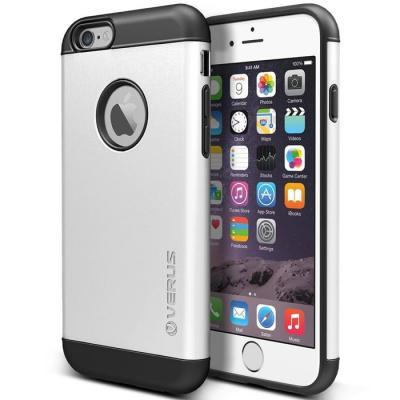 Verus Pound Slim Shock Skal till Apple iPhone 6   6S (Vit) d196014f66145