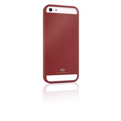 WHITE-DIAMONDS Metal Röd Apple iPhone 5/5S/SEPure Metal