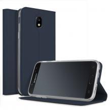 OEMSilk Plånboksfodral till Samsung Galaxy J5 (2017) - Blå