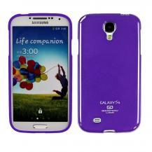 MercuryMercury Color Pearl Jelly FlexiSkal till Samsung Galaxy S4 i9500 (Lila)