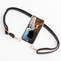 Boom of SwedenBOOM OF SWEDEN - Halsband mobilskal till iPhone X - Strap Black