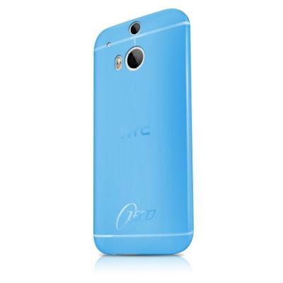 ITSkins Zero 3 Skal till HTC One M8 (Blå) + Skärmskydd