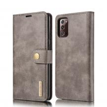 DG.MINGDG.MING Detachable 2-in-1 Fodral Till Samsung Galaxy Note 20 - Grå