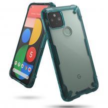 RingkeRingke Fusion X durable Skal Google Pixel 5 - Grön
