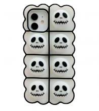 Fidget ToysGlowing Skeleton Pop it fidget skal till iPhone 11