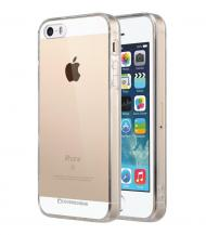 CoveredGearCoveredGear Invisible Skal till iPhone SE/5S/5 - Clear