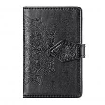 OEMMandala kreditkortshållare för smartphones - Svart
