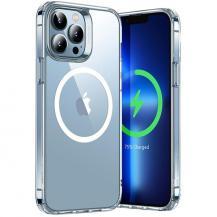 ESRESR Classic Hybrid Magsafe Skal iPhone 13 Pro - Clear