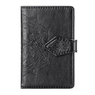 Mandala kreditkortshållare för smartphones - Svart